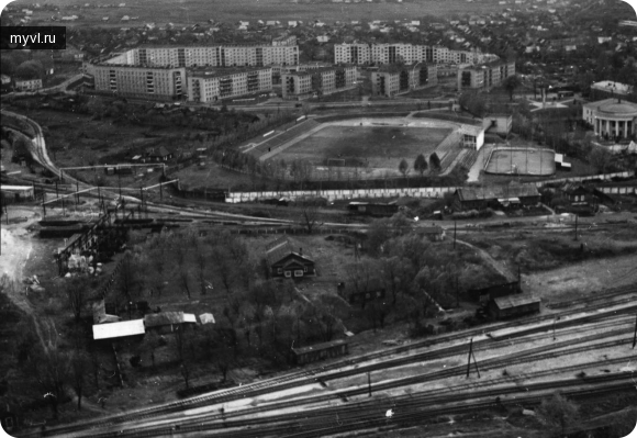 Великие Луки Стадион Экспресс