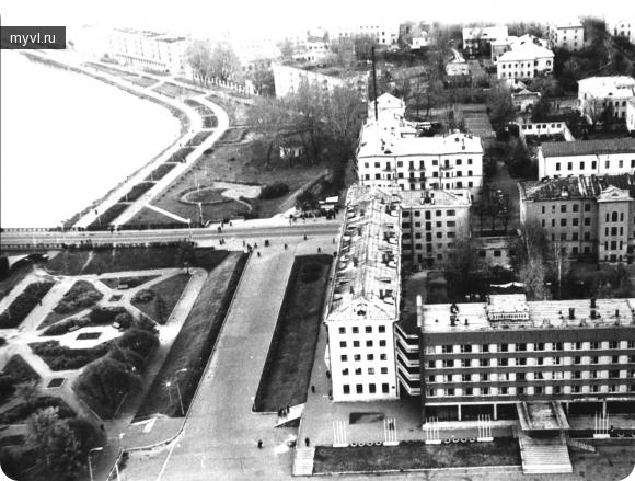 Великие Луки Проспект Ленина