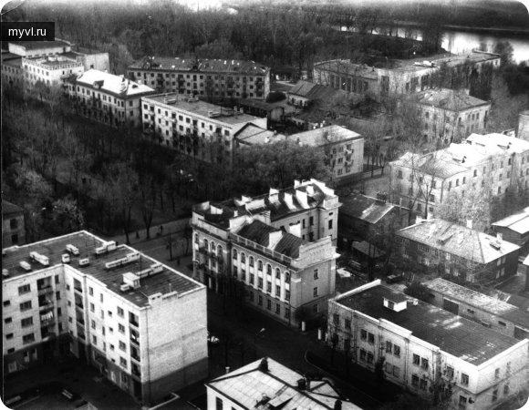 Великие Луки Сквер Пушкина