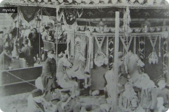 Карусель на базарной площади