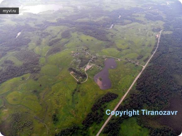 Окрестности д.Бугры (Copyright Tiranozavr)