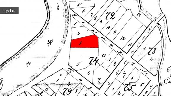 План города Великие Луки 1895 крупно