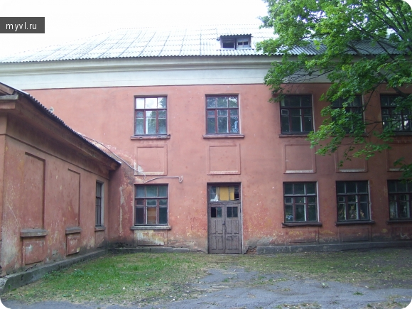 старое здание школы №49