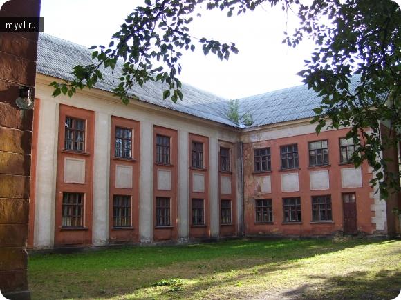 старая школа № 49