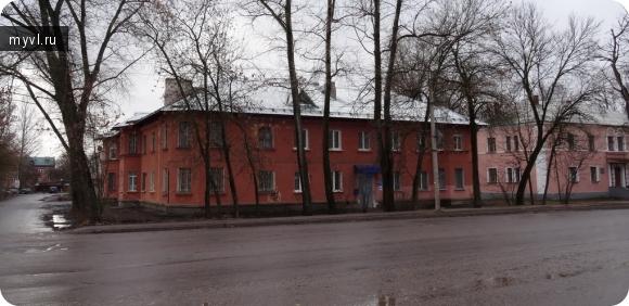 жилой дом на пр. Гагарина.