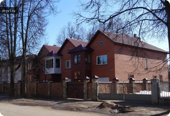 новый дом на ул. Л. Чайкиной