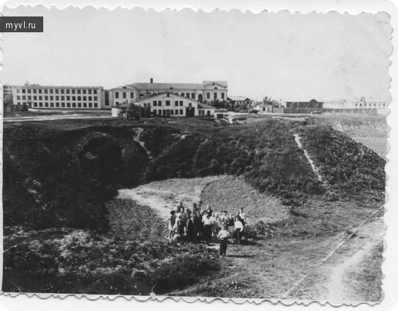 ВеликолукскаЯ крепость, экскурсия 4-ого класса.