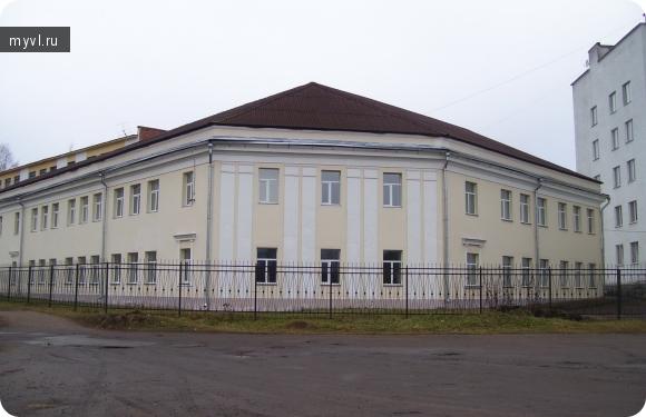 бывший дом купца Чудова