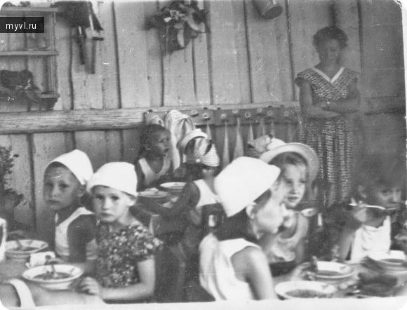 дети, веранда, обед